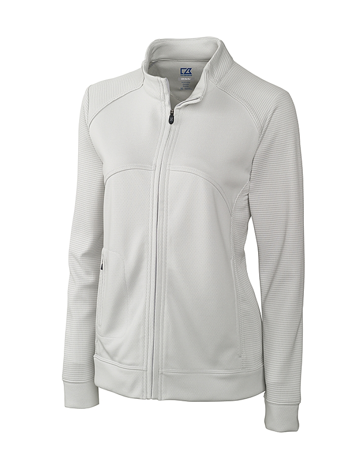 CUTTER & BUCK LCK08514 - Ladies' CB DryTec Edge Full ...