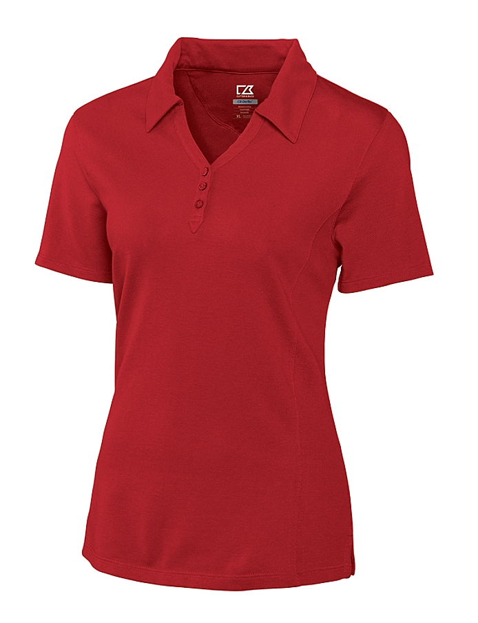 CUTTER & BUCK LCK08541 - Ladies' CB DryTec Championship Polo