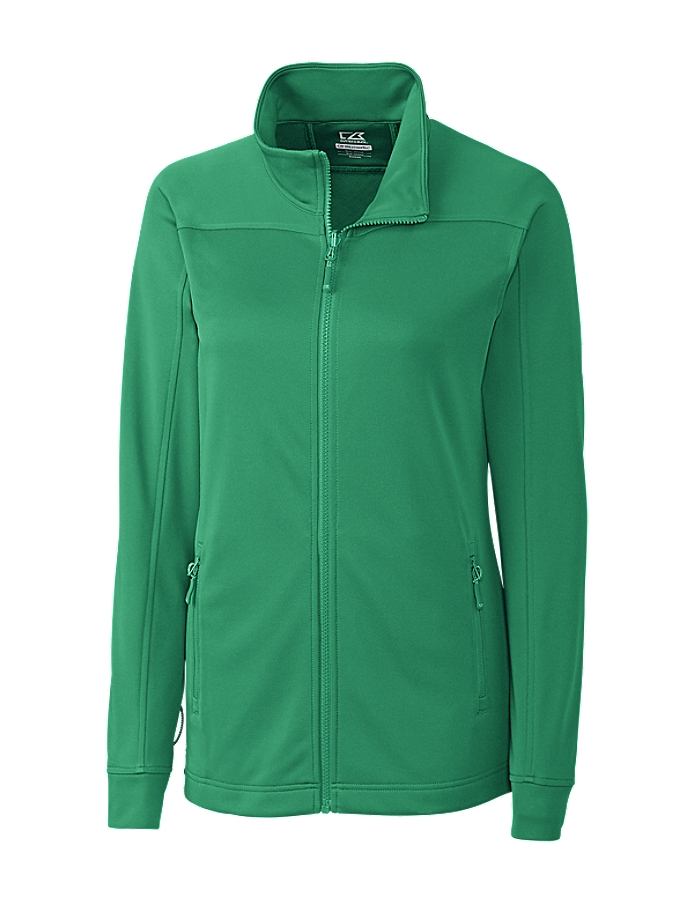 CUTTER & BUCK LCK08647 - Ladies' Peak Full Zip