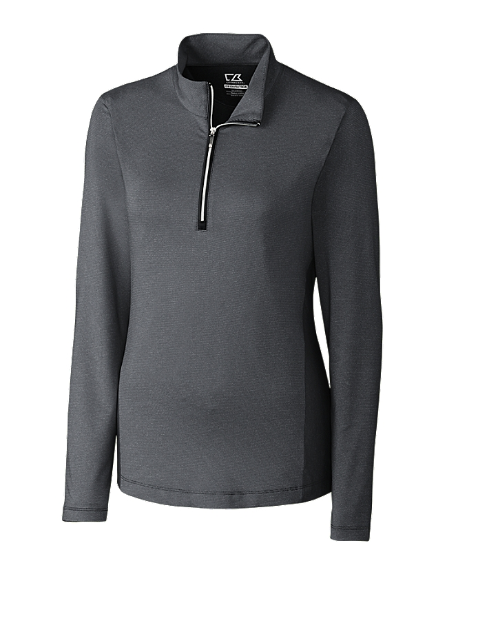 CUTTER & BUCK LCK08651 - Ladies' L/S Madeline Half Zip