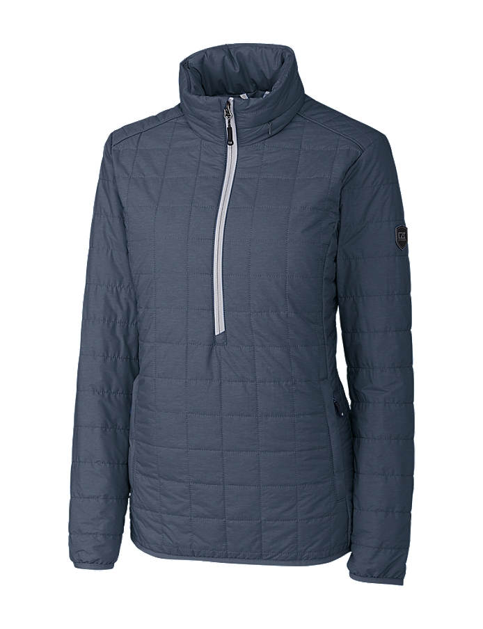 CUTTER & BUCK LCO00022 - Ladies Rainier Half Zip Popover
