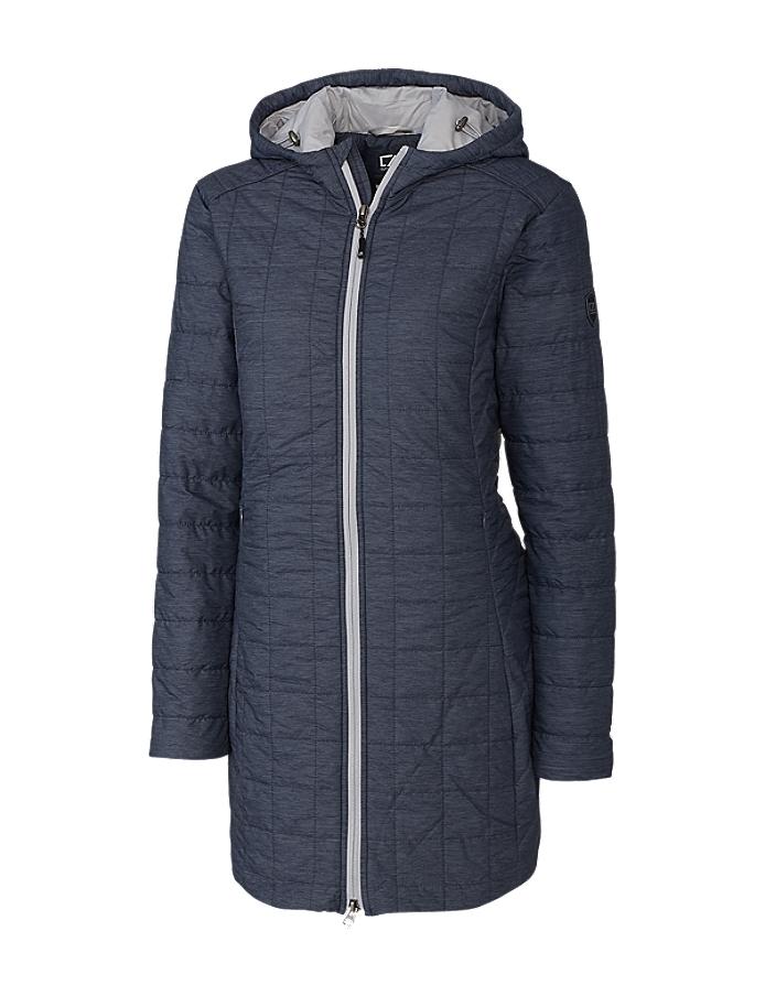 CUTTER & BUCK LCO00024 - Ladies Rainier Long Jacket