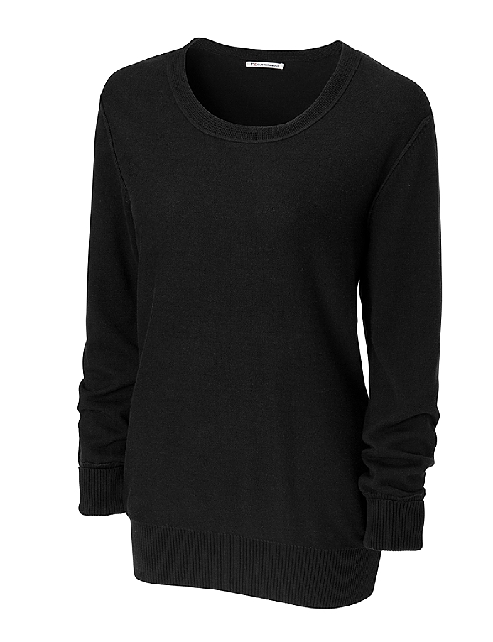CUTTER & BUCK LCS04758 - Ladies' Broadview Scoop Neck Sweater