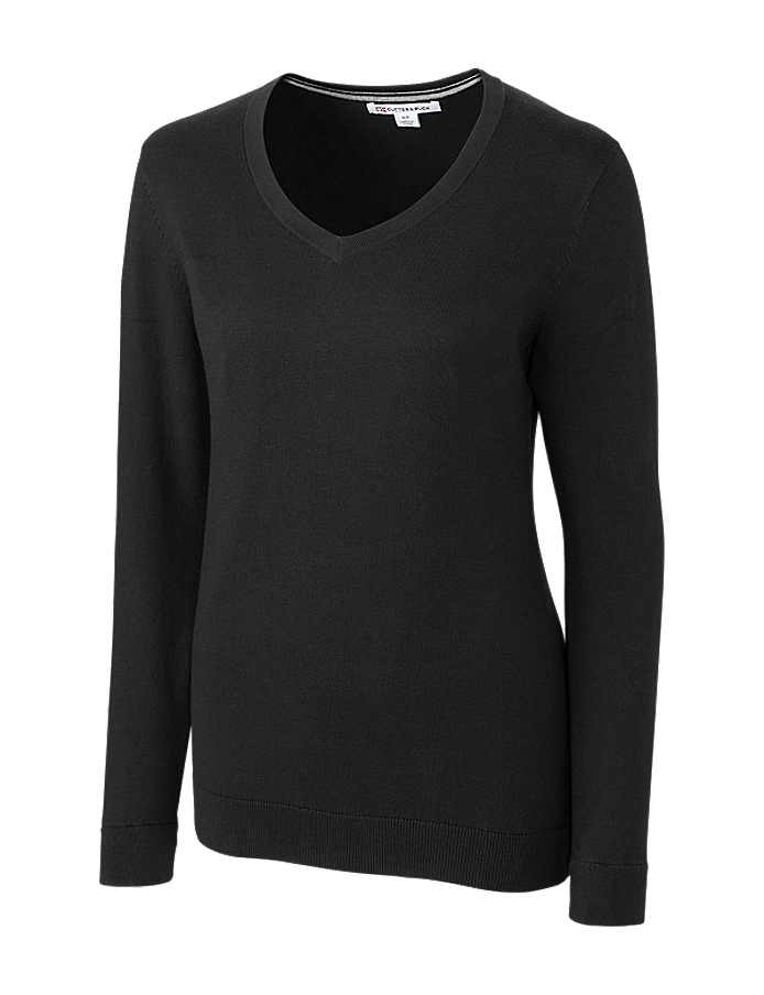 CUTTER & BUCK LCS08100 - Ladies' Lakemont V-neck
