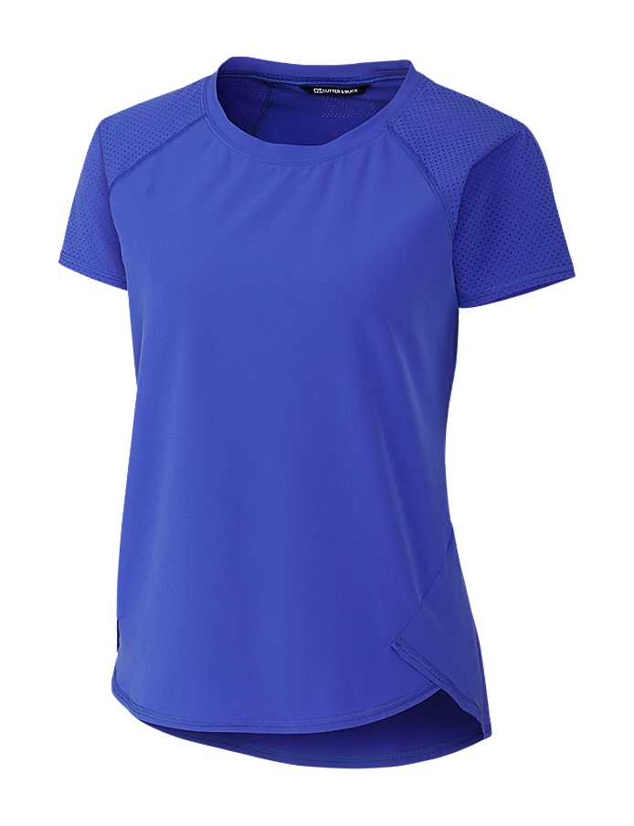CUTTER & BUCK LCW00007 - Ladies Response Active Perforated Tee