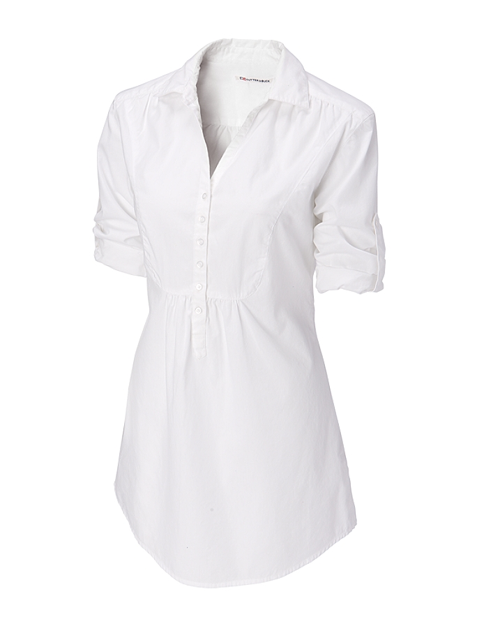 CUTTER & BUCK LCW04132 - Ladies' Three Quarters Sleeve ...