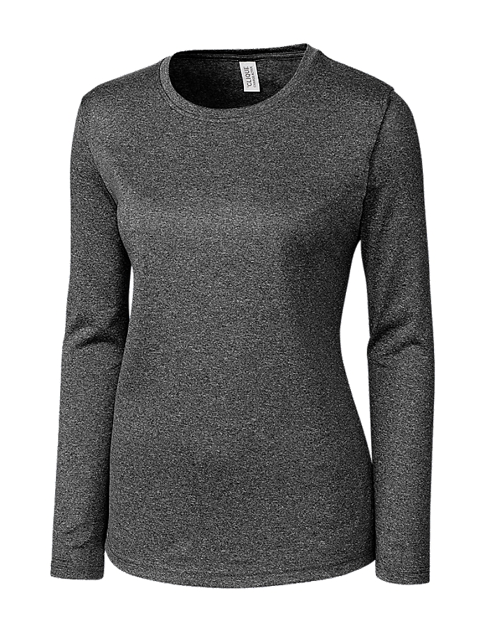 CUTTER & BUCK LQK00078 - Ladies Charge Active Tee Long Sleeve