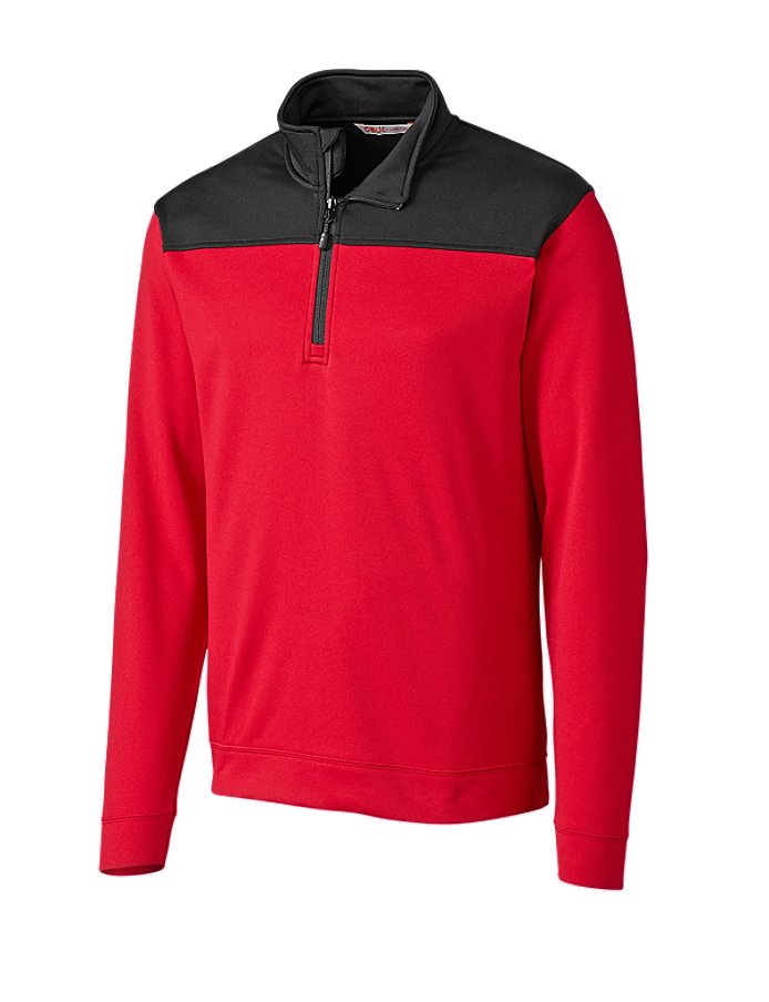 CUTTER & BUCK MBK01274 - Men's Skyridge Half Zip