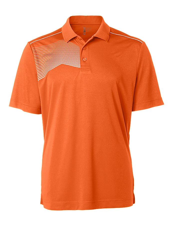 CUTTER & BUCK MBK01277 - Men's Glen Acres Polo
