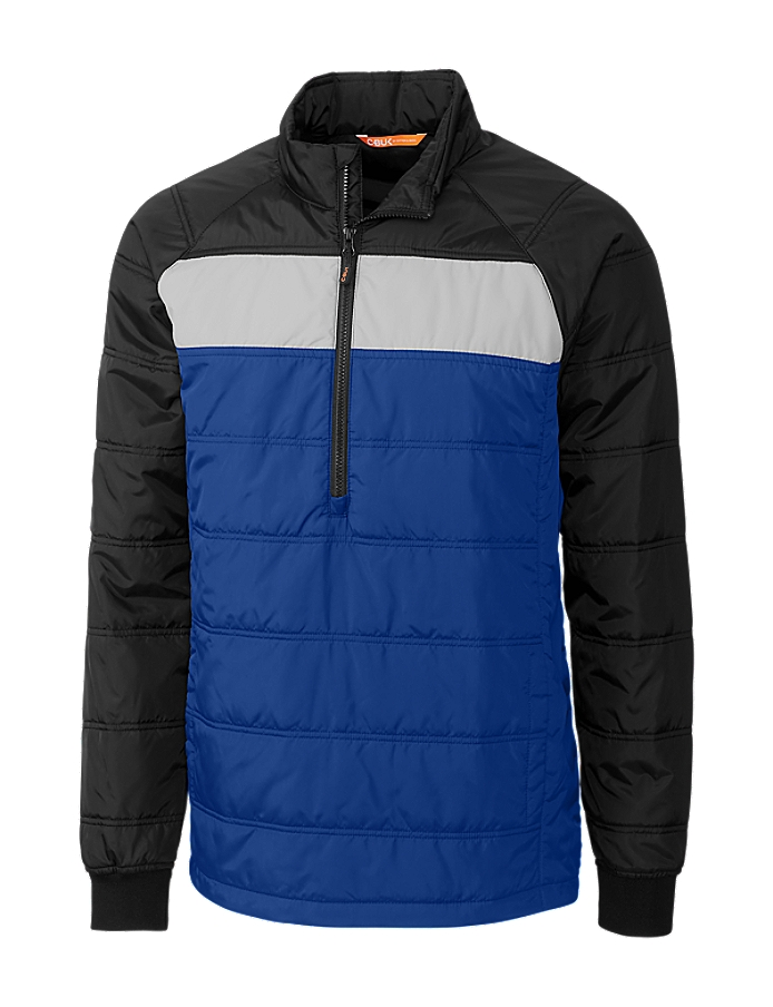 CUTTER & BUCK MBO00001 - Men's Thaw Insulated Packable Pullover