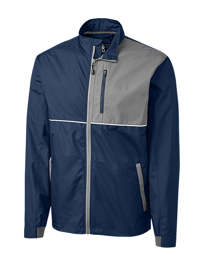 CUTTER & BUCK Cbuk MBO01812 - Men's Oakridge Windbreaker
