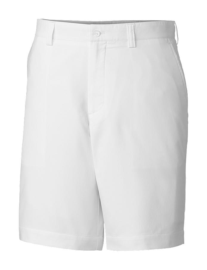 CUTTER & BUCK MCB00087 - Men's CB DryTec White Bainbridge FF Short