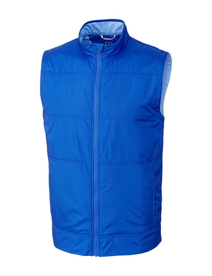 CUTTER & BUCK MCC00008 - Men's Stealth Full Zip Vest