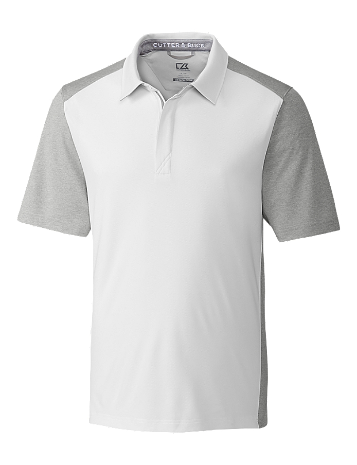 CUTTER & BUCK MCK00022 - Men's Clark Hybrid Polo - Limited Edition