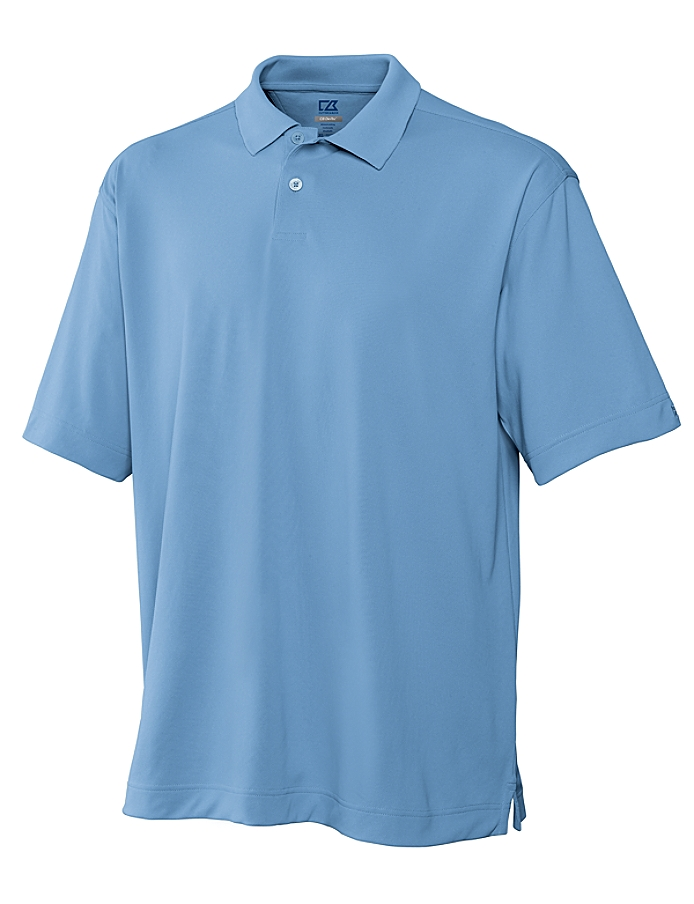 CUTTER & BUCK MCK00415 - Men's CB DryTec Kingston Pique Polo