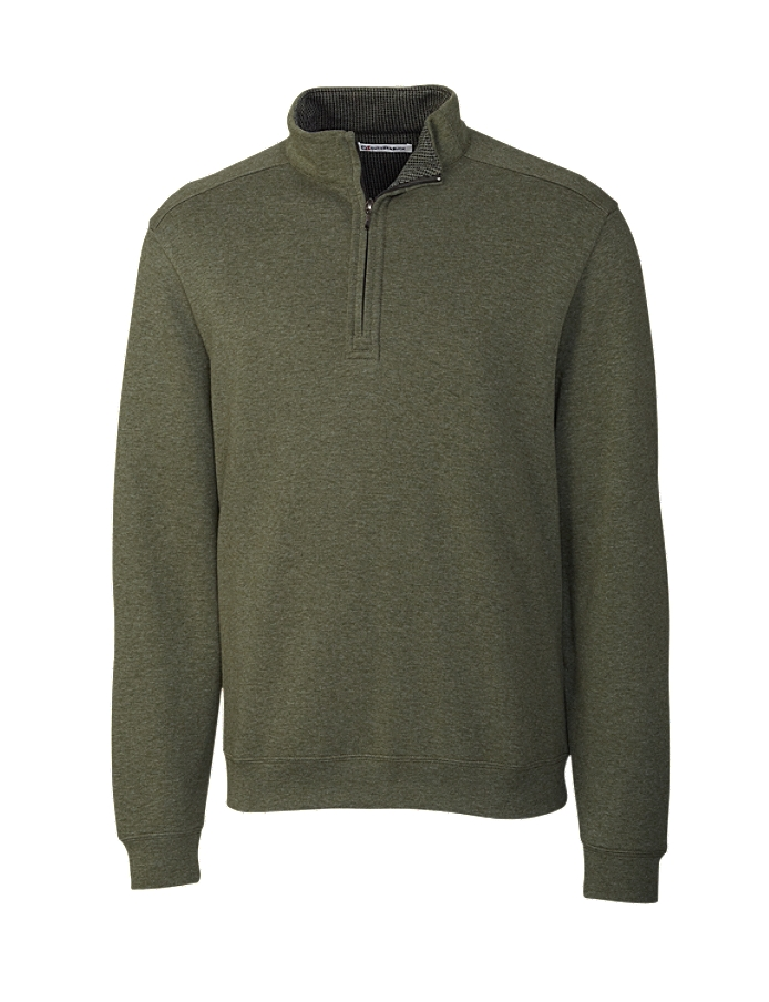 CUTTER & BUCK MCK00760 - Men's Forest Park Half Zip