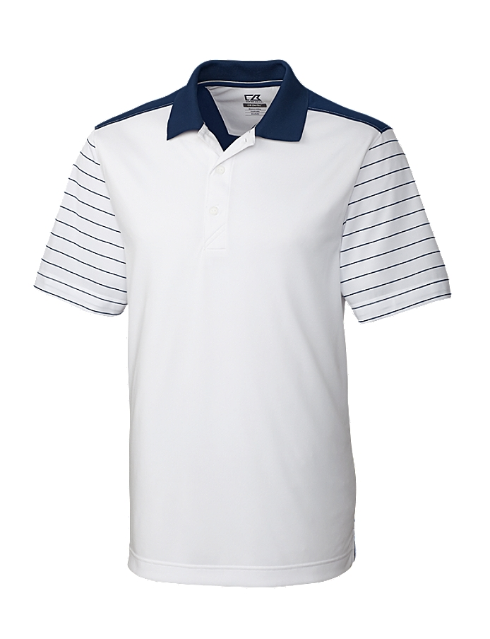 CUTTER & BUCK MCK00889 - Men's CB DryTec Greyson Polo