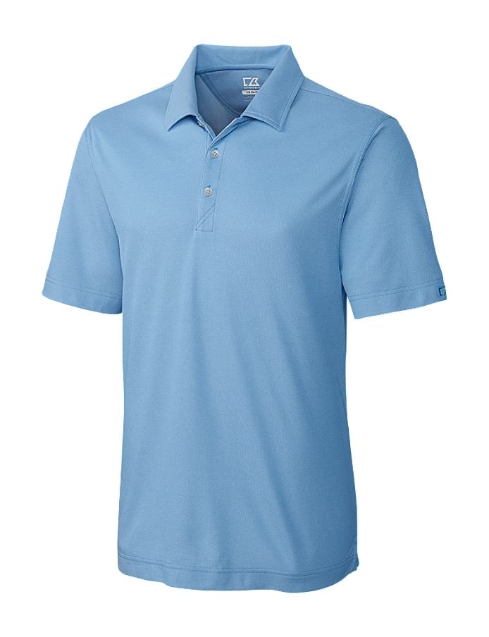CUTTER & BUCK MCK00967 - Men's CB DryTec Blaine Oxford Polo