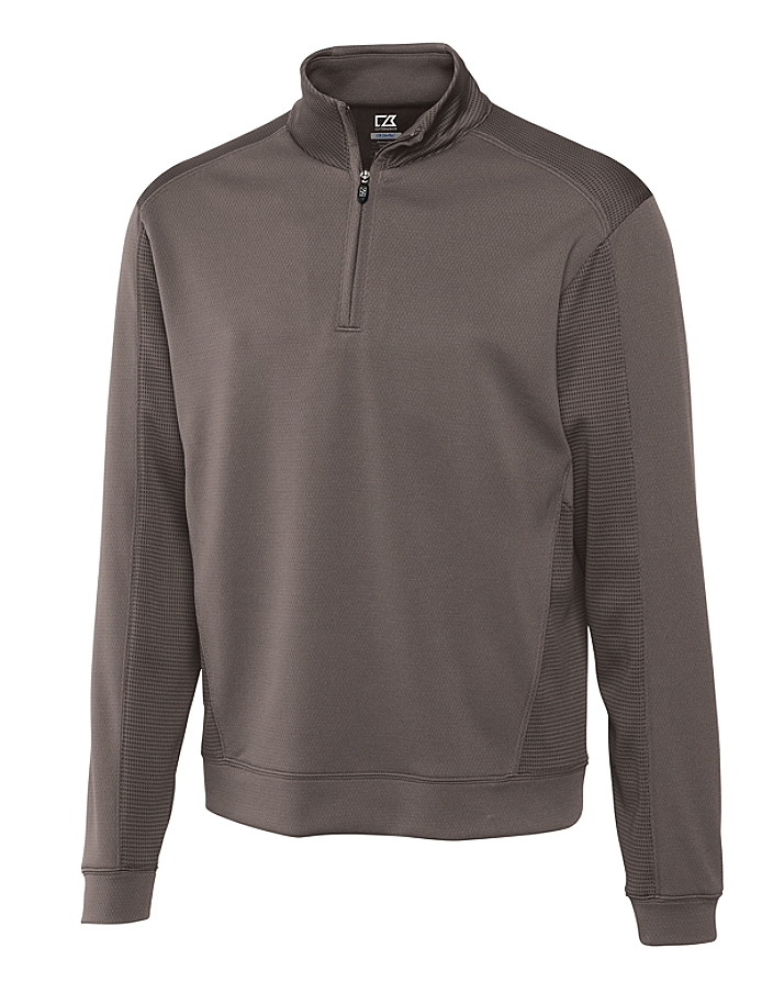 CUTTER & BUCK MCK08861 - Men's CB DryTec Edge Half Zip