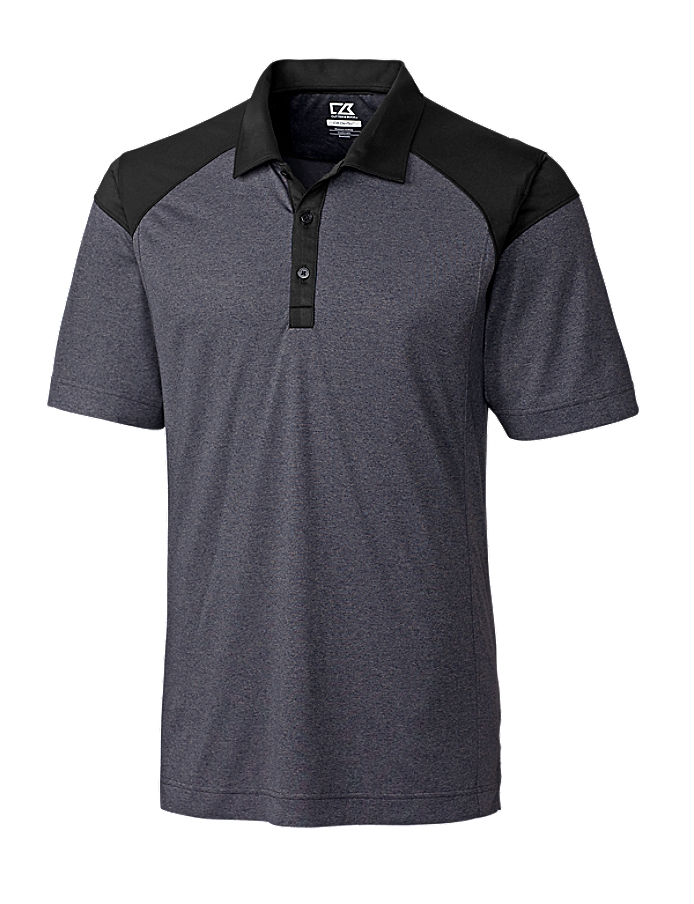 CUTTER & BUCK MCK09168 - Men's Chelan Colorblock Polo