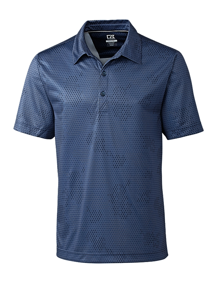CUTTER & BUCK MCK09189 - Men's Particle Print Polo