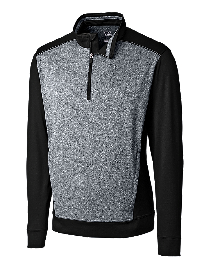 CUTTER & BUCK MCK09386 - Men's Replay Half Zip