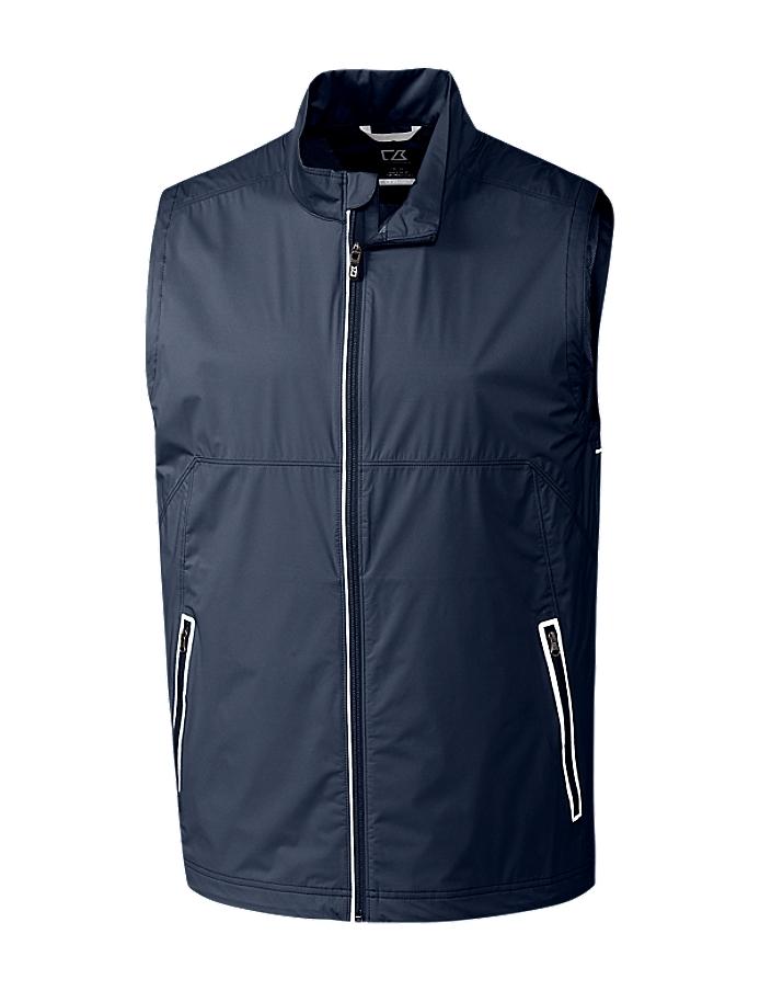 CUTTER & BUCK MCO00013 - Men's Fairway Full Zip Vest