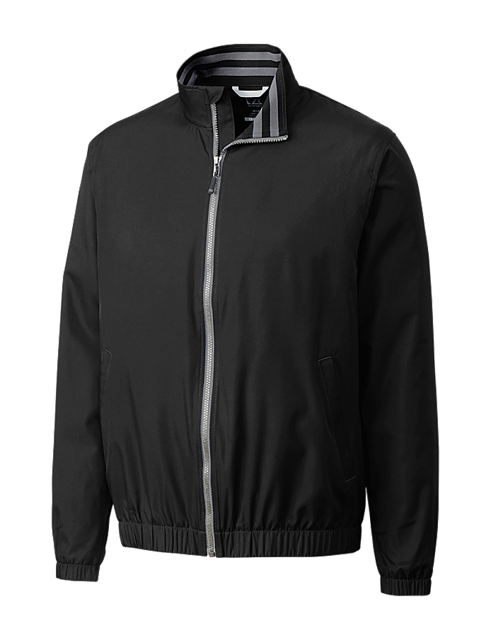 CUTTER & BUCK MCO09853 - Men's Nine Iron Full Zip Jacket