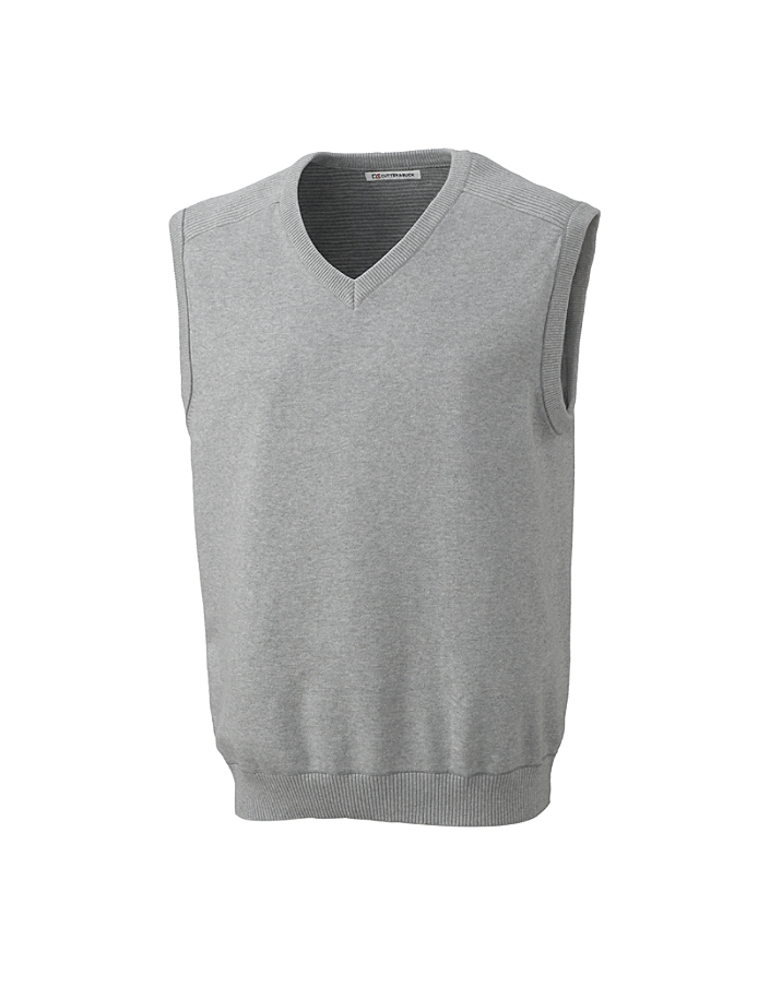 CUTTER & BUCK MCS01422 - Men's Broadview V-neck Sweater ...