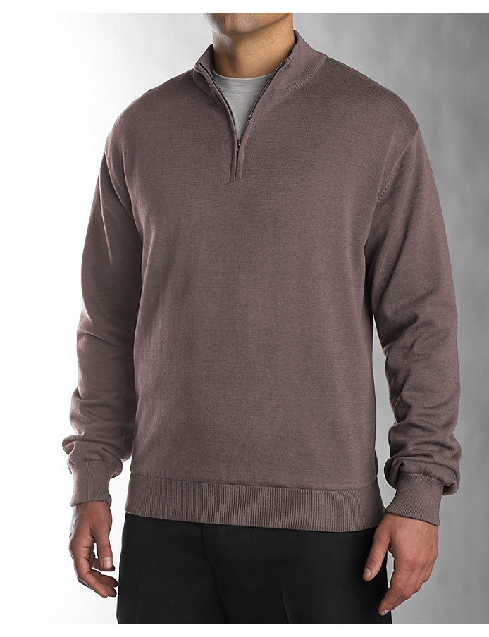 CUTTER & BUCK MCS01763 - Men's Sandpoint Half Zip Wind ...