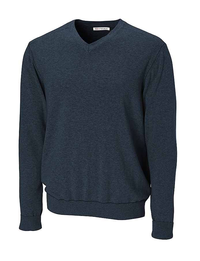 CUTTER & BUCK MCS01842 - Men's Broadview V-neck Sweater
