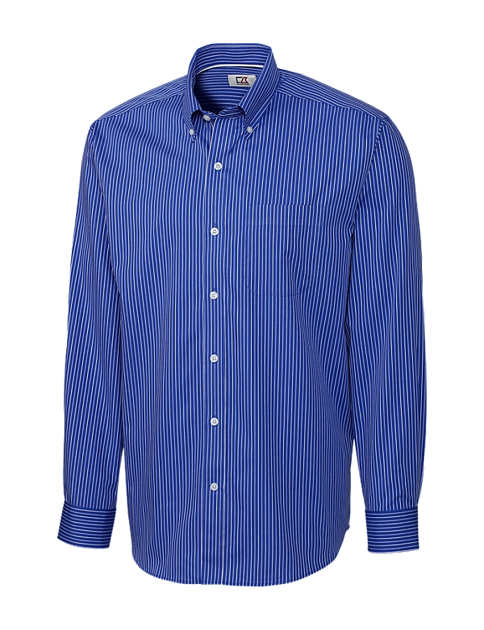 CUTTER & BUCK MCW02056 - Men's L/S New Epic Easy Care ...