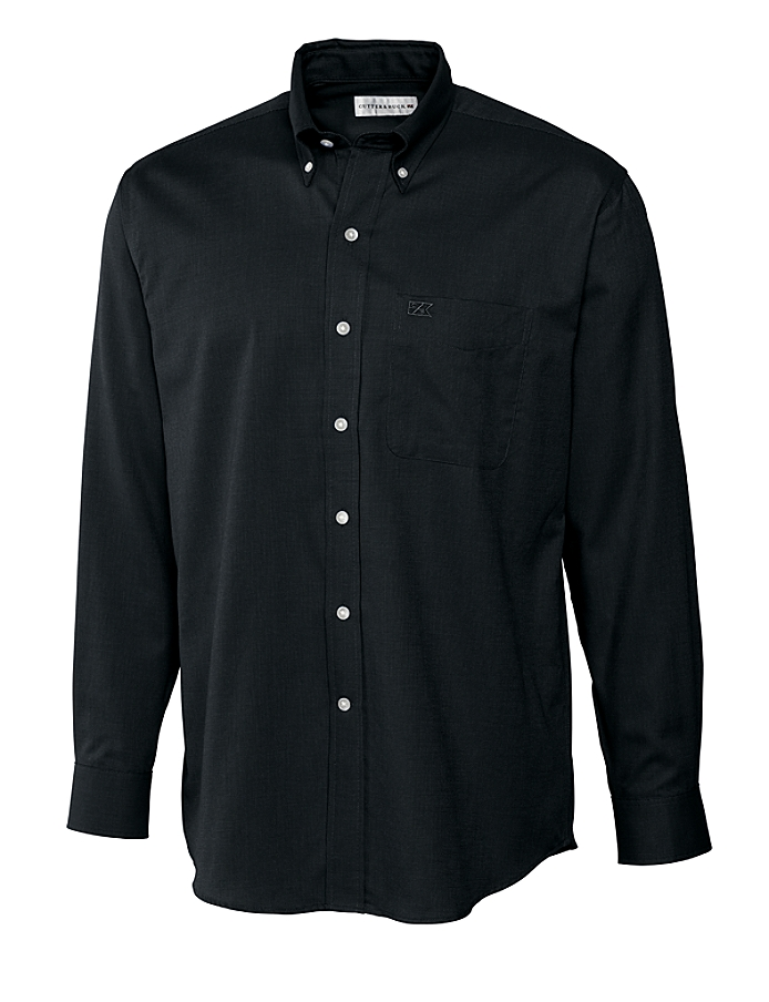 CUTTER & BUCK MCW04757 - Men's L/S Nailshead Woven Shirt