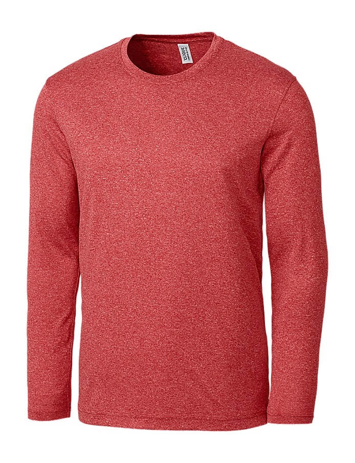 CUTTER & BUCK MQK00095 - Men's Charge Active Tee Long ...