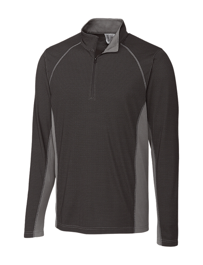 CUTTER & BUCK MQK00100 - Men's Ice Colorblock Half Zip