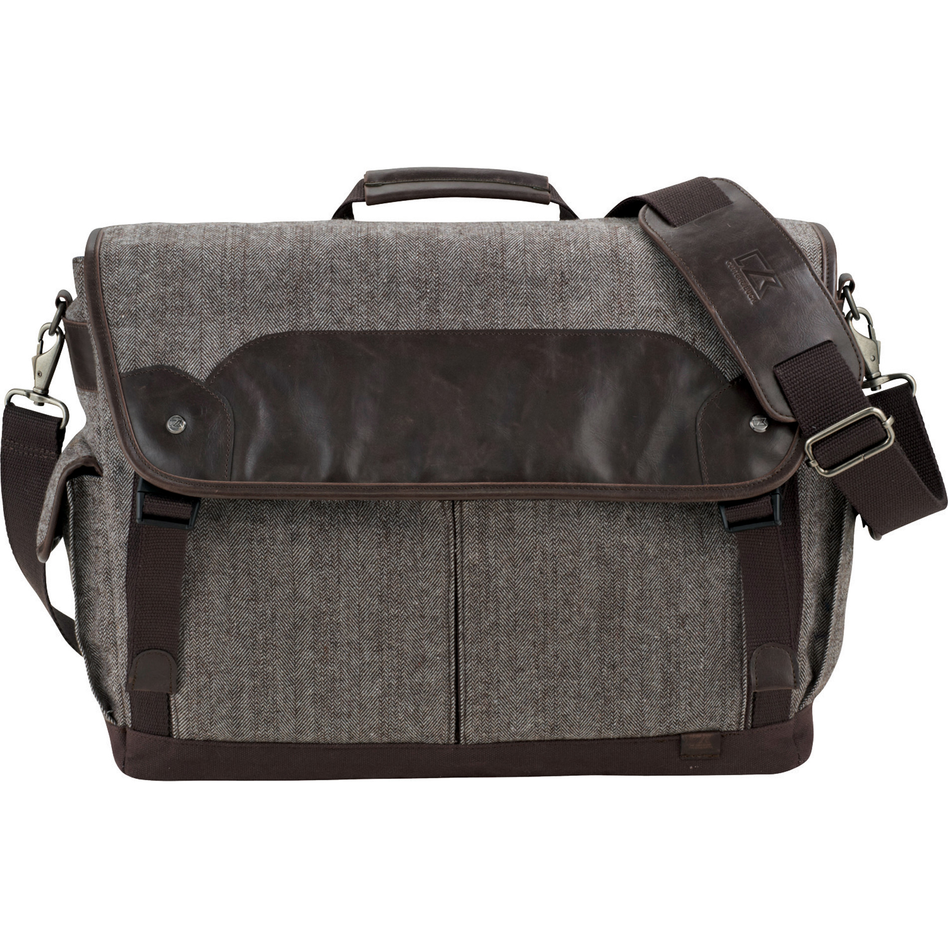 "Cutter & Buck 9810-41 - Pacific 17"" Computer Messenger Bag"