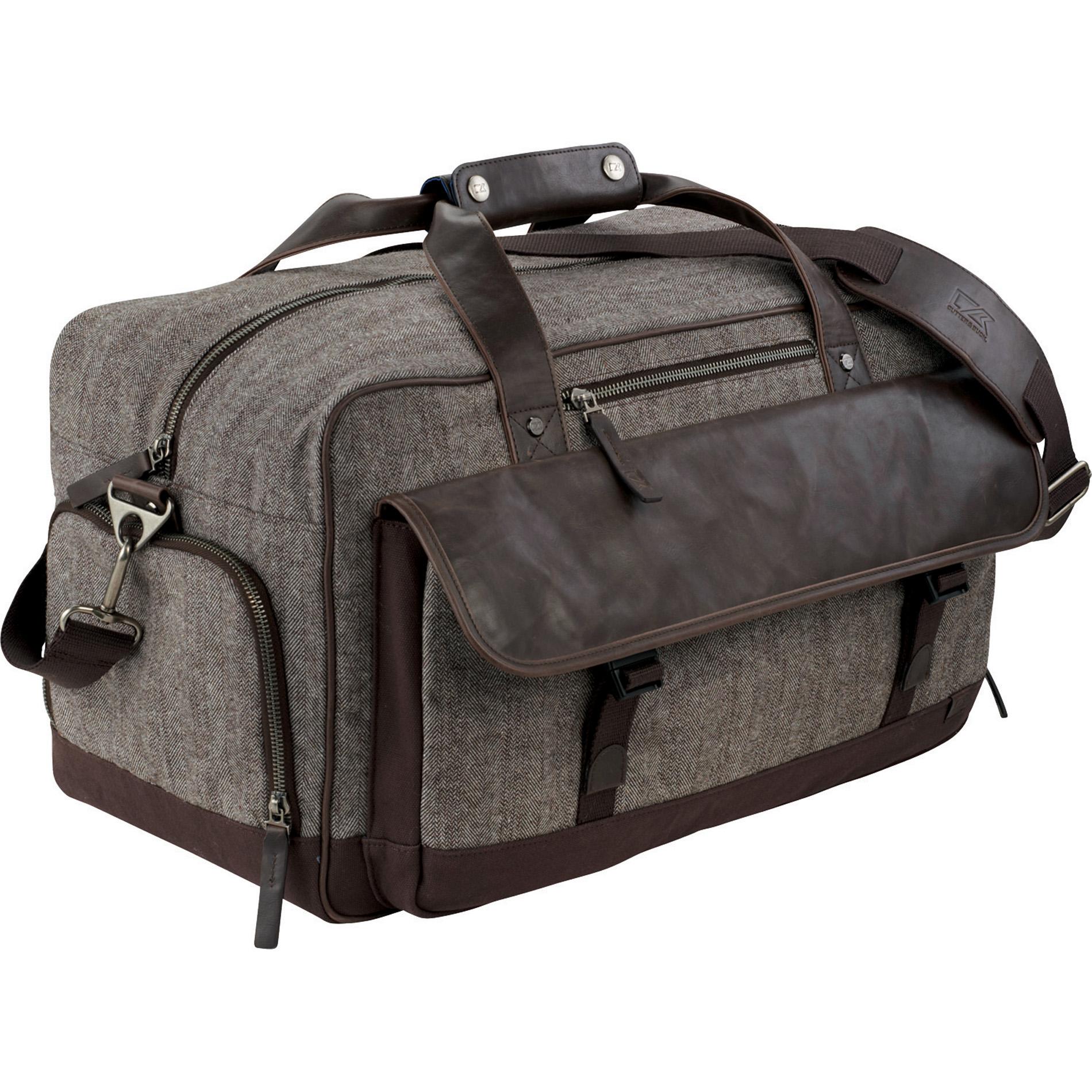 """Cutter & Buck 9810-43 - Pacific Fremont 20"""" Duffel Bag"""
