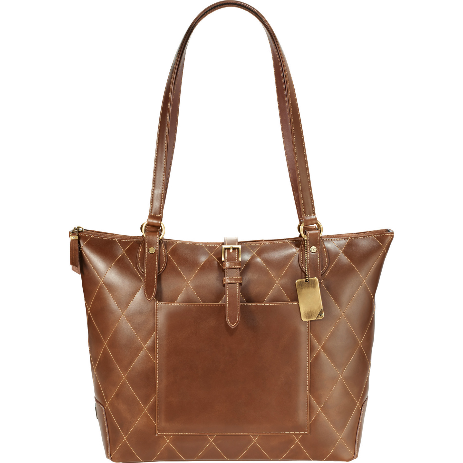 Cutter & Buck 9840-47 - Bainbridge Quilted Leather Tote