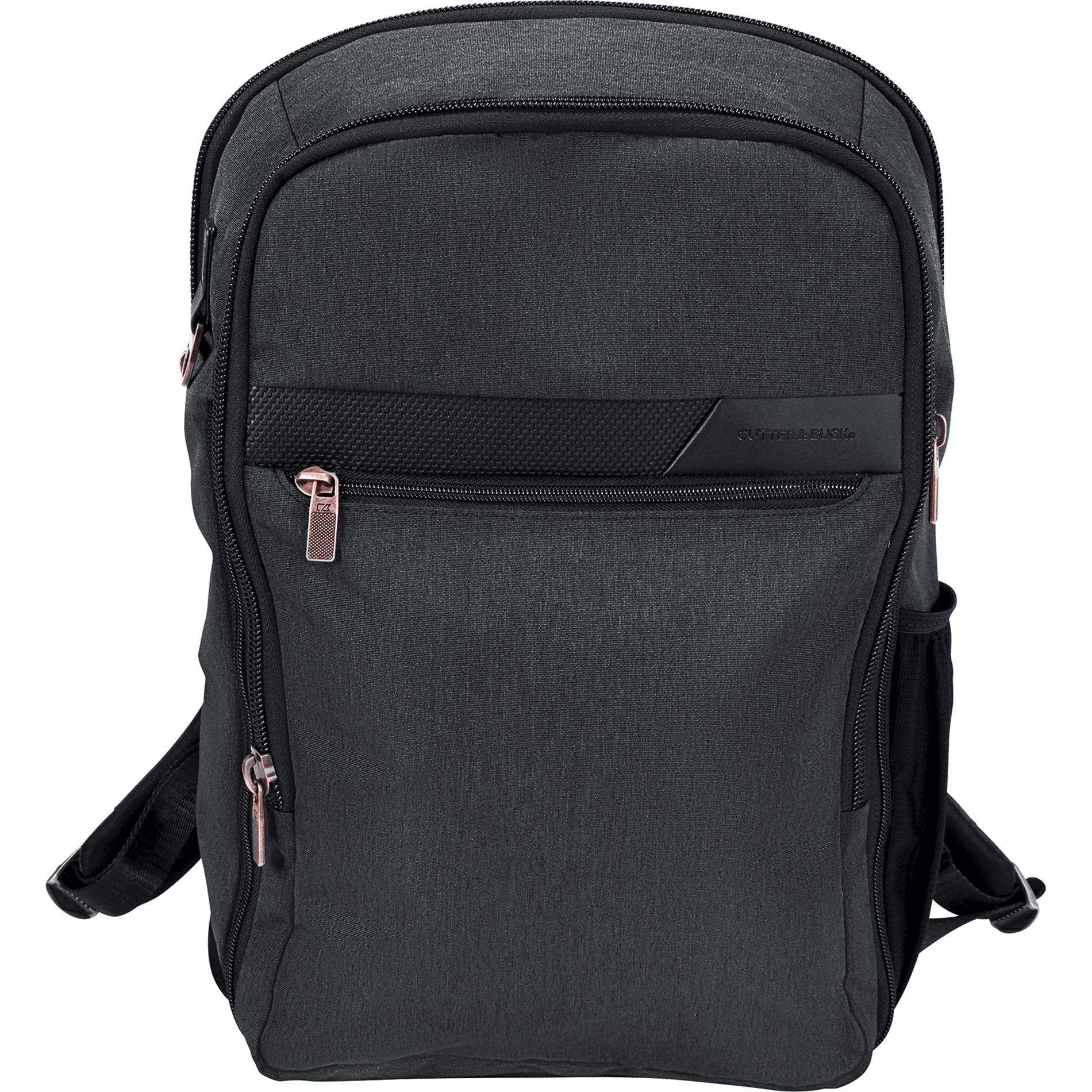 "Cutter & Buck 9870-53 - Slim 15"" Computer Backpack"