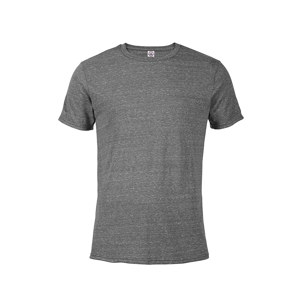 Delta 14600L - Adult Snow Heather Semi-Fitted Tee