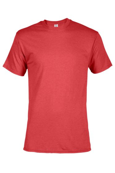 Delta Apparel 12603 - Adult 4.3 oz Delta Tri-Blend Tee