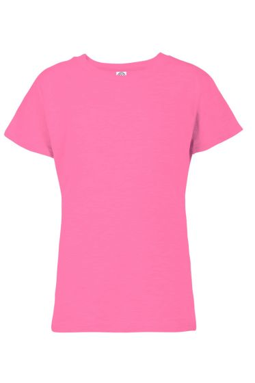 Delta Apparel 1300N - Girls 4.3 oz Tee