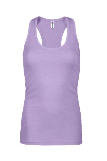 Delta Apparel 1333 - Junior 4.3 oz Racerback Tank