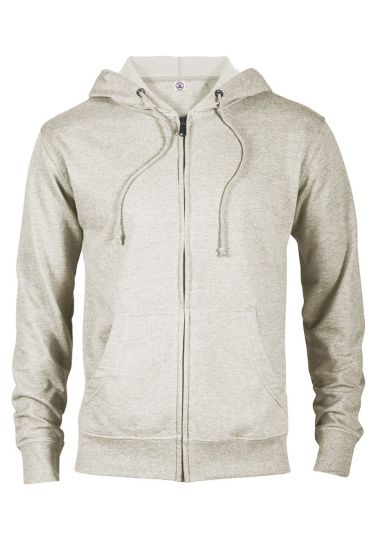Delta Apparel 97300 - Adult Unisex French Terry Zip Hoodie