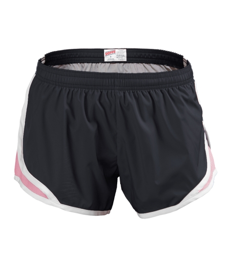 Soffe S081GP - Girls Team Shorty Short