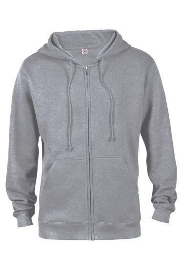 Delta Apparel 99300 - Adult Unisex Heavyweight Fleece Zip Hoodie