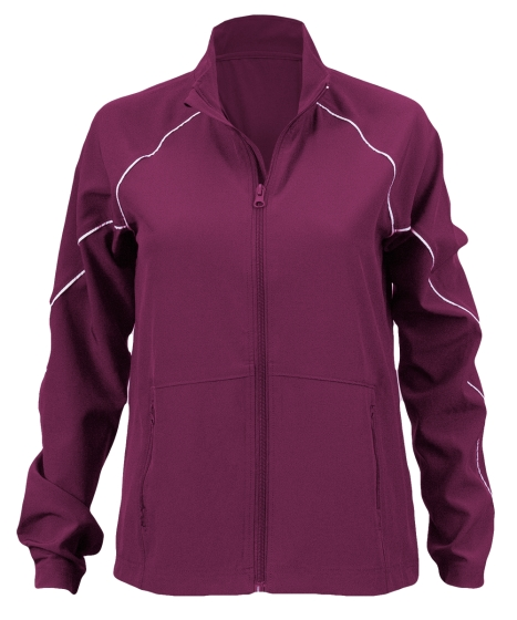 Soffe S1026VP - Juniors Game Time Warm Up Jacket