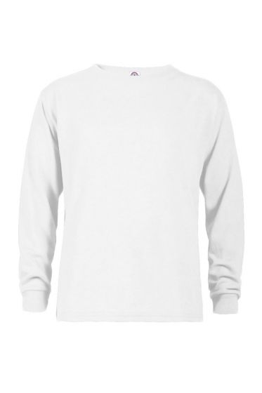 Delta Apparel 64300L - Juvenile 5.2 oz Long Sleeve Tee