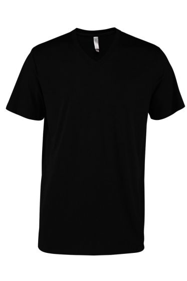 Delta Apparel P602C - Men's CVC Short Sleeve V-Neck ...