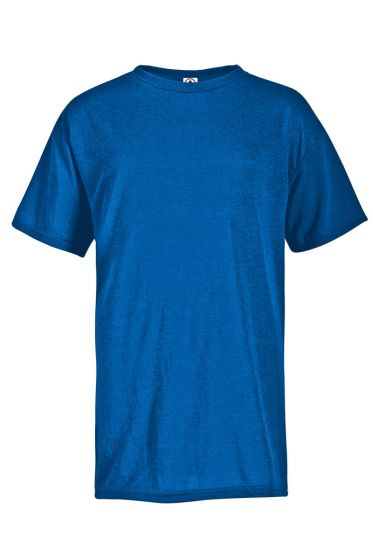 Delta Apparel 11009 - 30/1's Youth 100% Poly Performance Tee